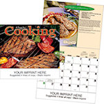 A Taste For Cooking Wall Calendars